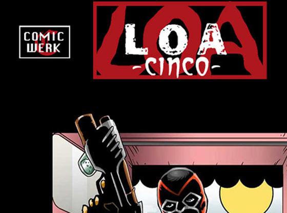 LOA 5 Vorschau