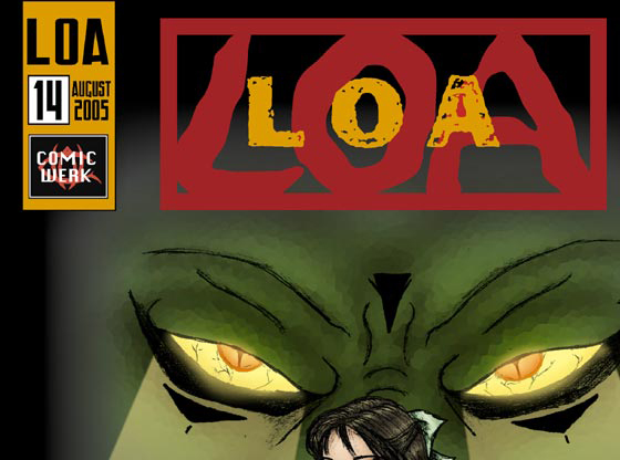 LOA 14 Vorschau