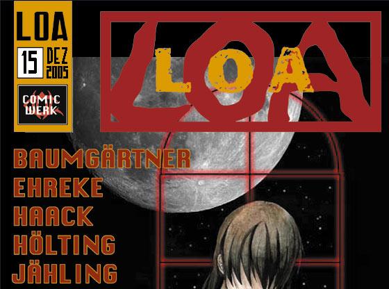 LOA 15 Vorschau