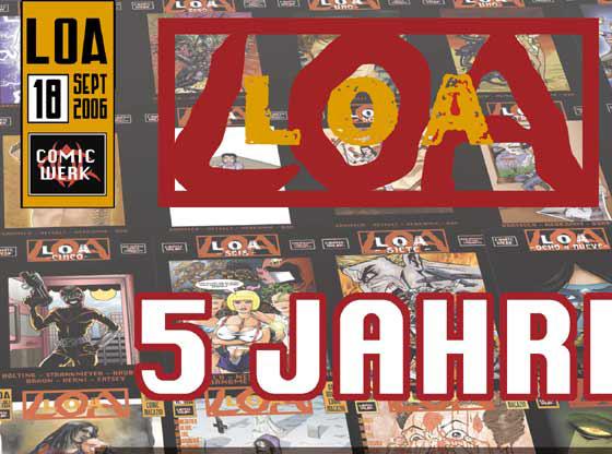 LOA 18 Vorschau