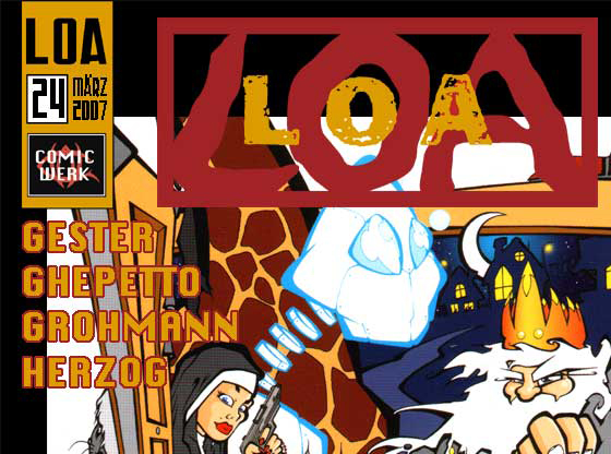 LOA 24 Vorschau