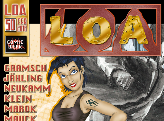 LOA 50 Vorschau